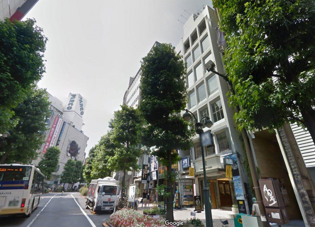 渋谷 シェアオフィス x コワーキング | Connecting The Dots SHIBUYA|外観