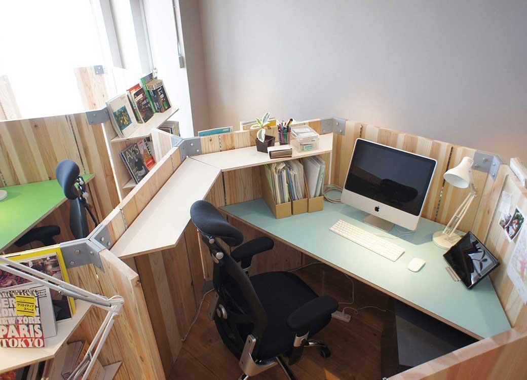 渋谷 シェアオフィス x コワーキング | Connecting The Dots SHIBUYA|専用席