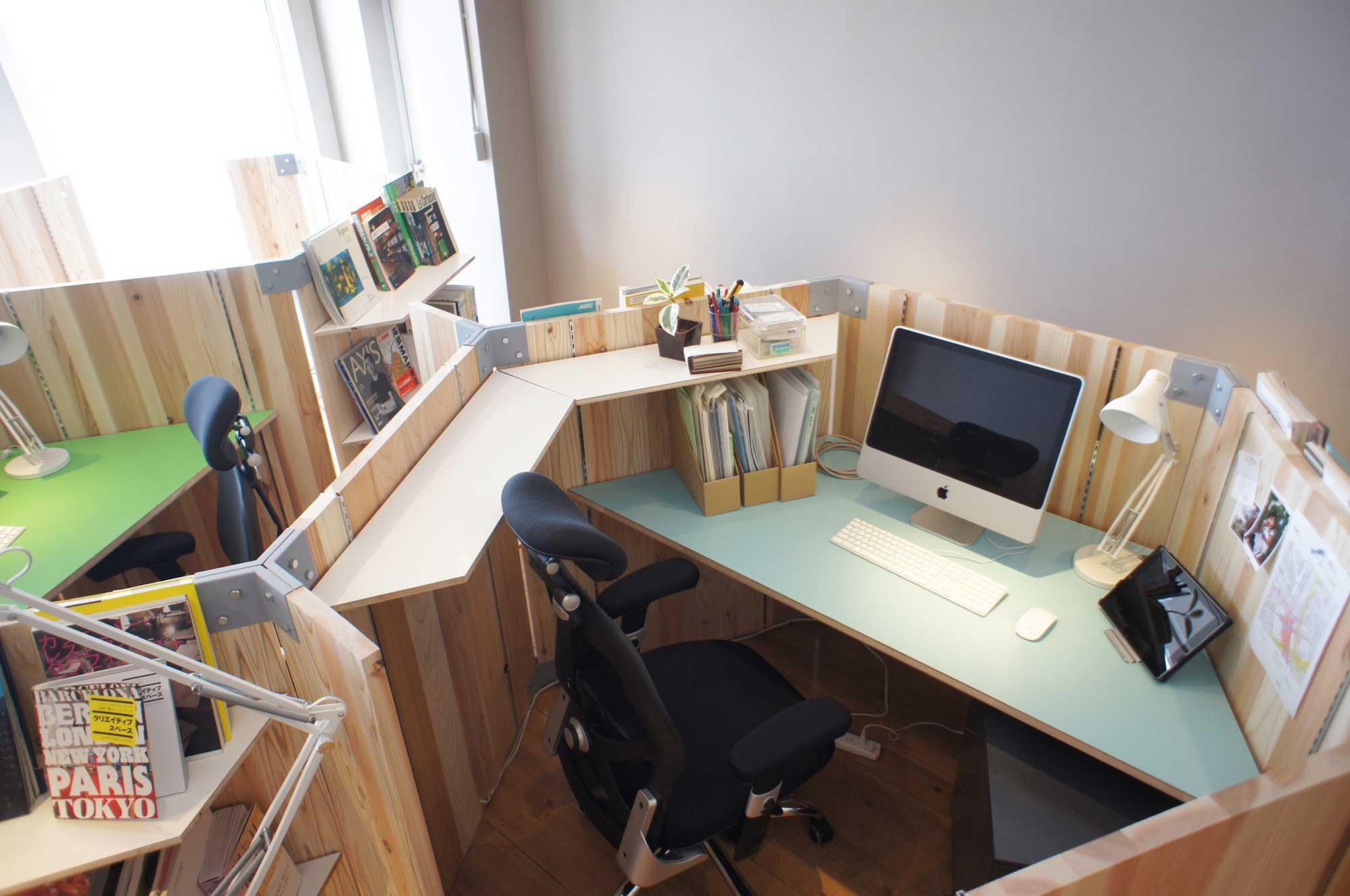 渋谷 シェアオフィス  専用席