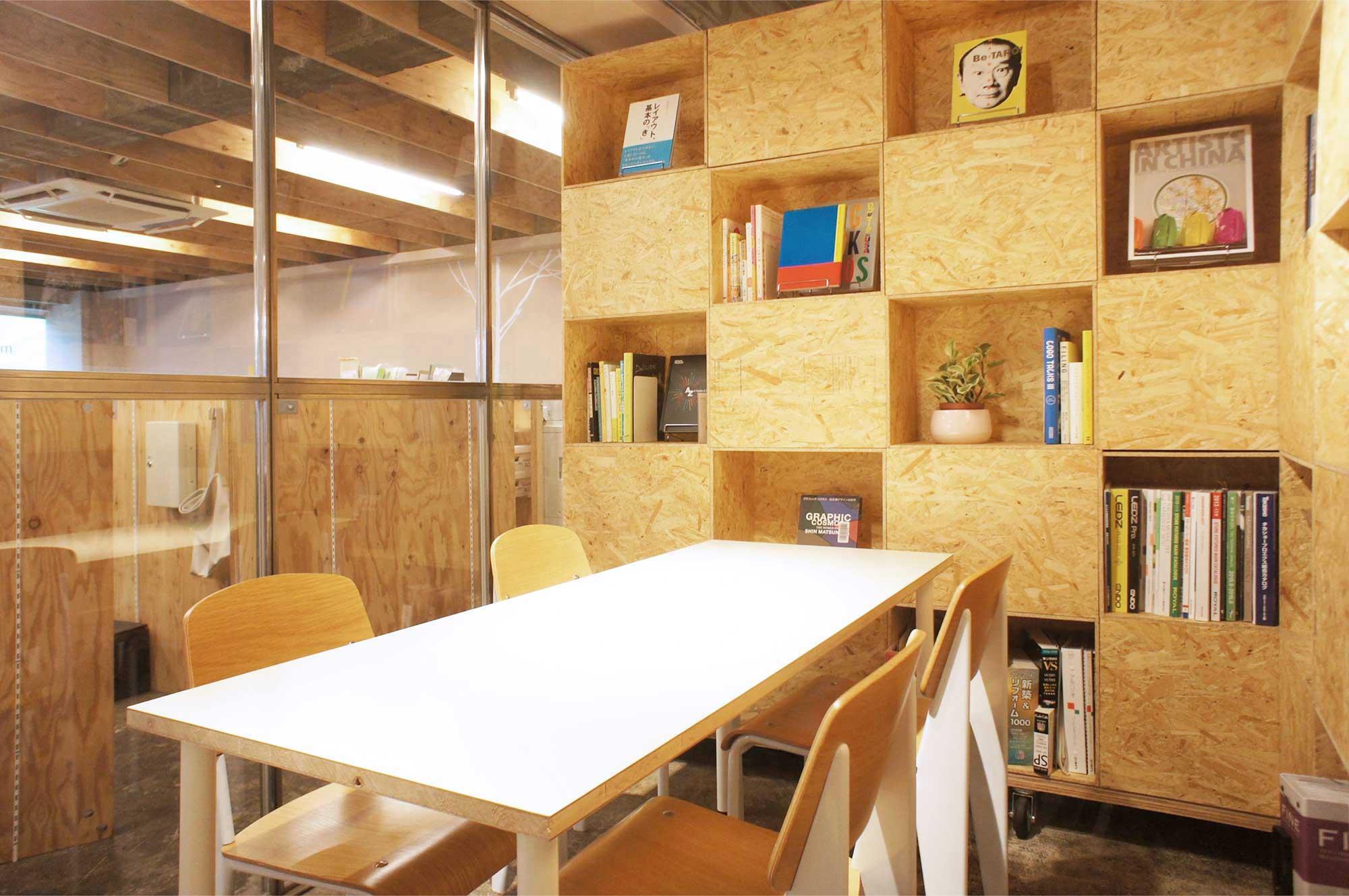 新宿・代々木 シェアオフィス  貸し会議室|小会議室