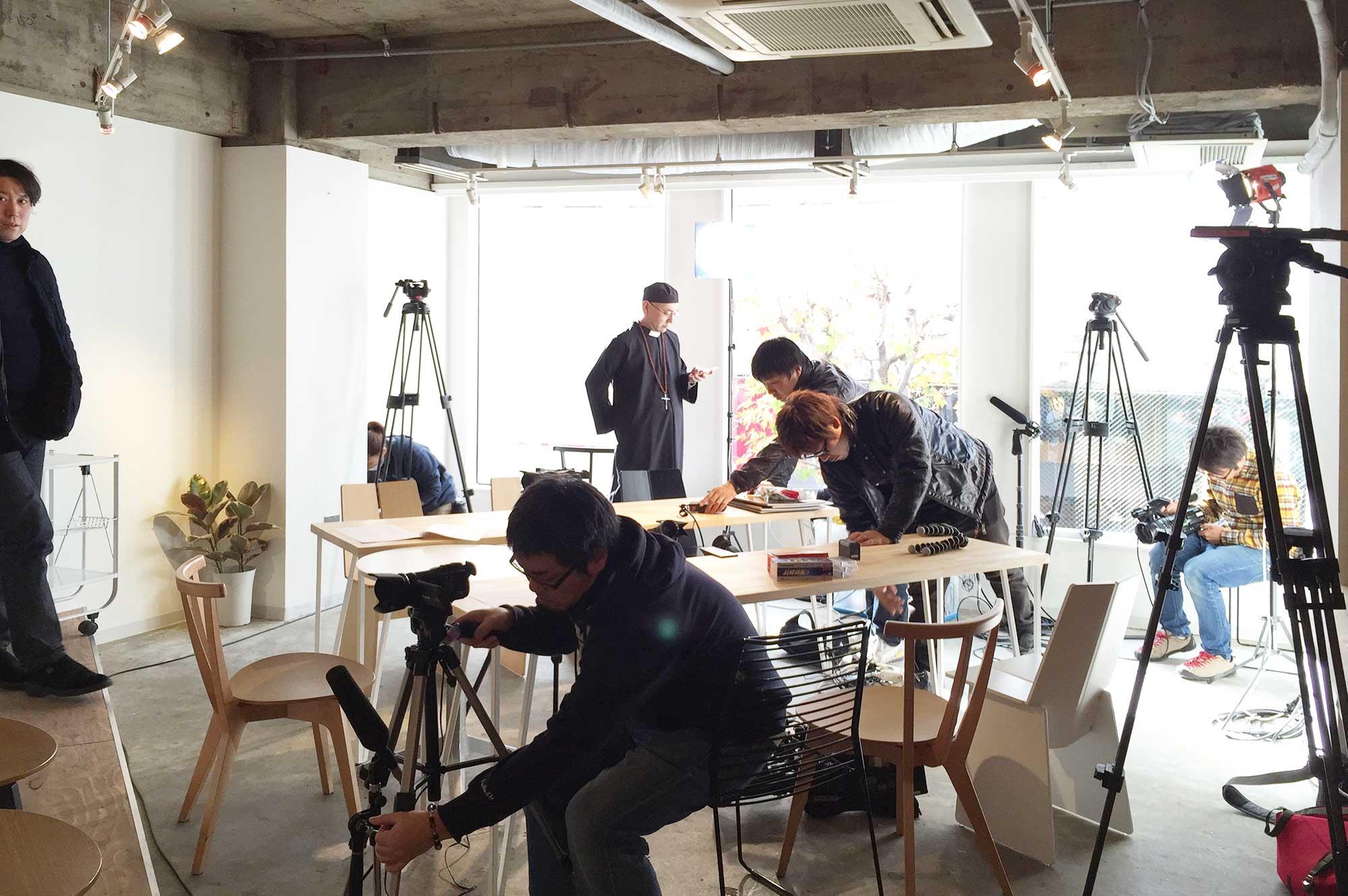 渋谷 シェアオフィス  スペース貸切