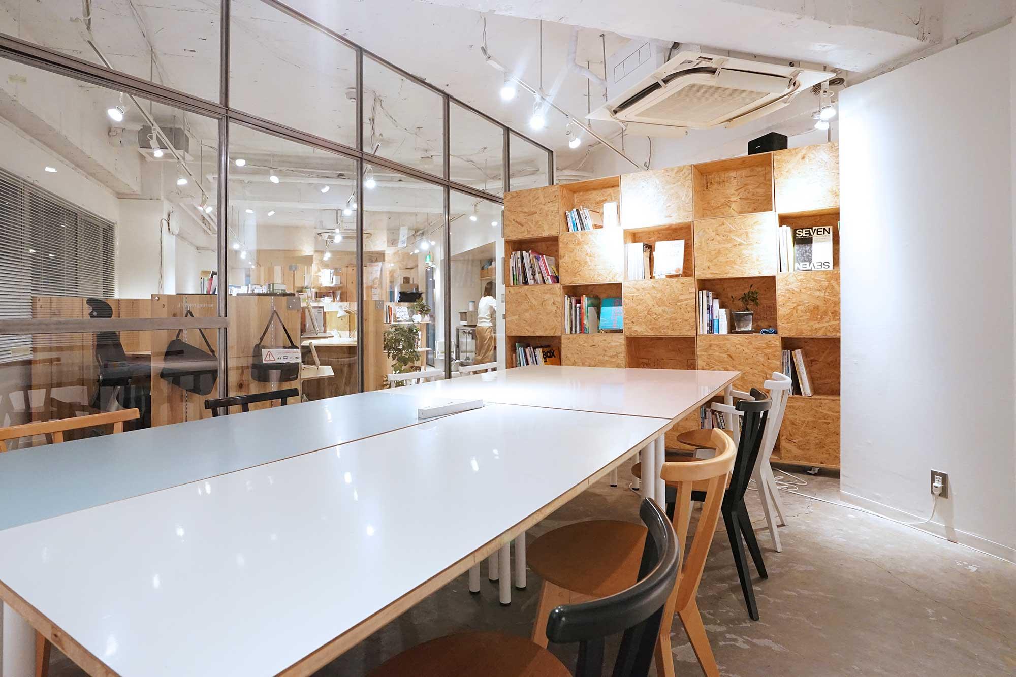 渋谷 シェアオフィス  貸し会議室