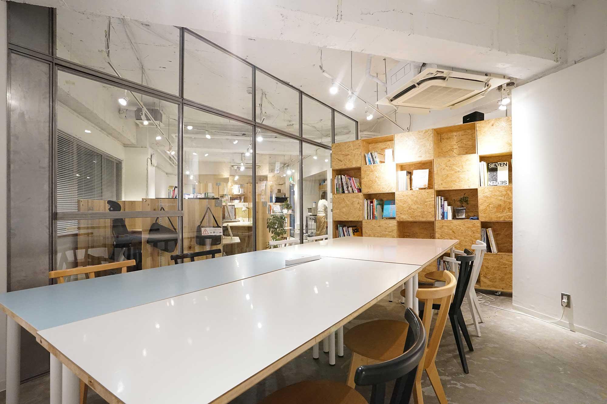 渋谷 シェアオフィス  貸し会議室|大会議室