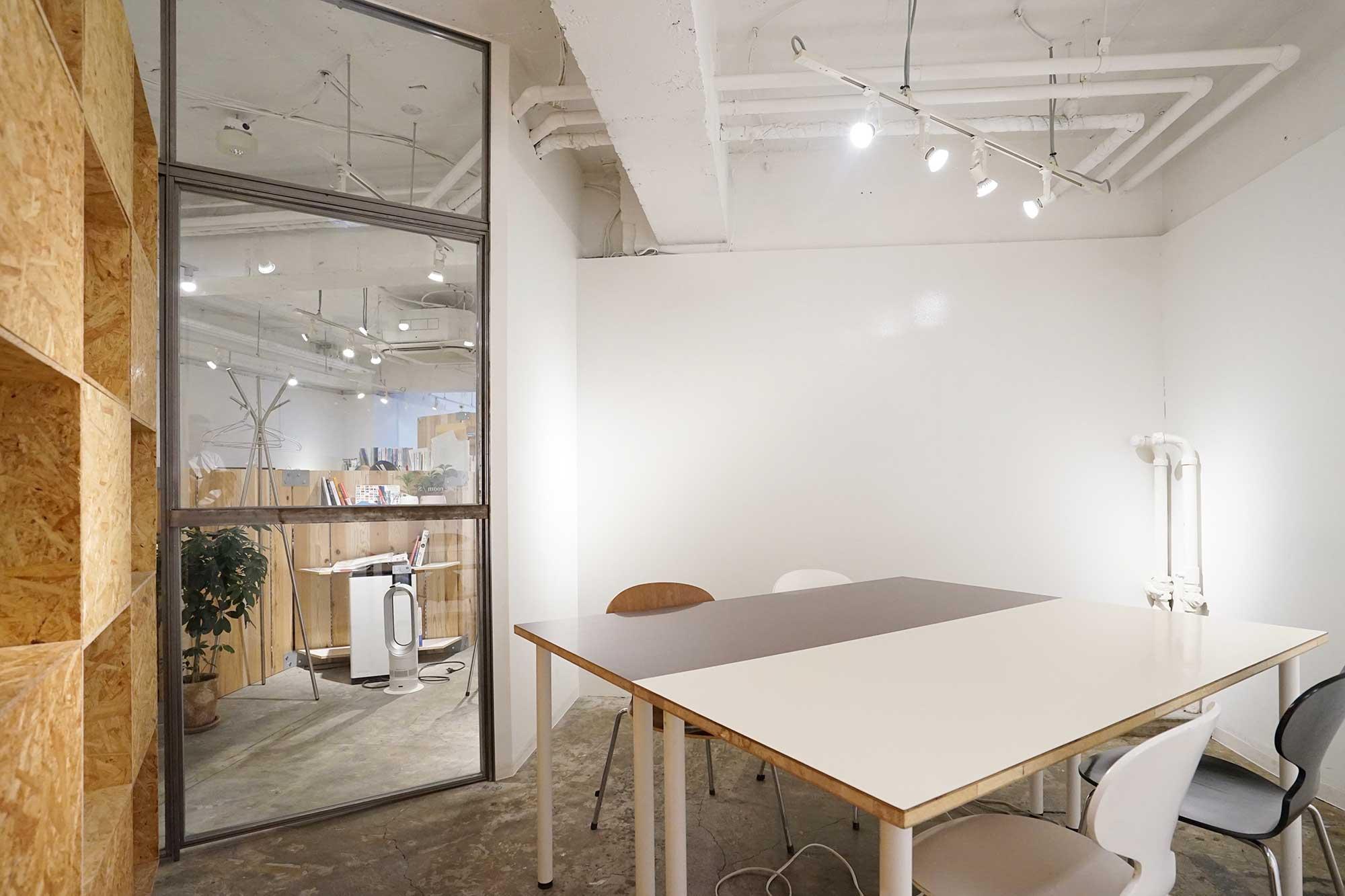 渋谷 シェアオフィス  貸し会議室|小会議室