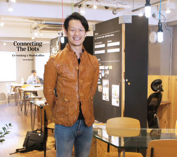 渋谷 シェアオフィス・コワーキング| 【Dots Members】シンクルー株式会社