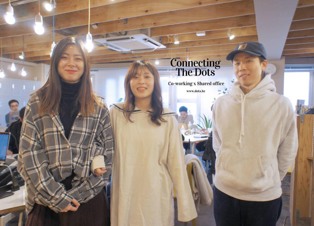 渋谷 シェアオフィス・コワーキング| 【Dots Members】PPB Japan