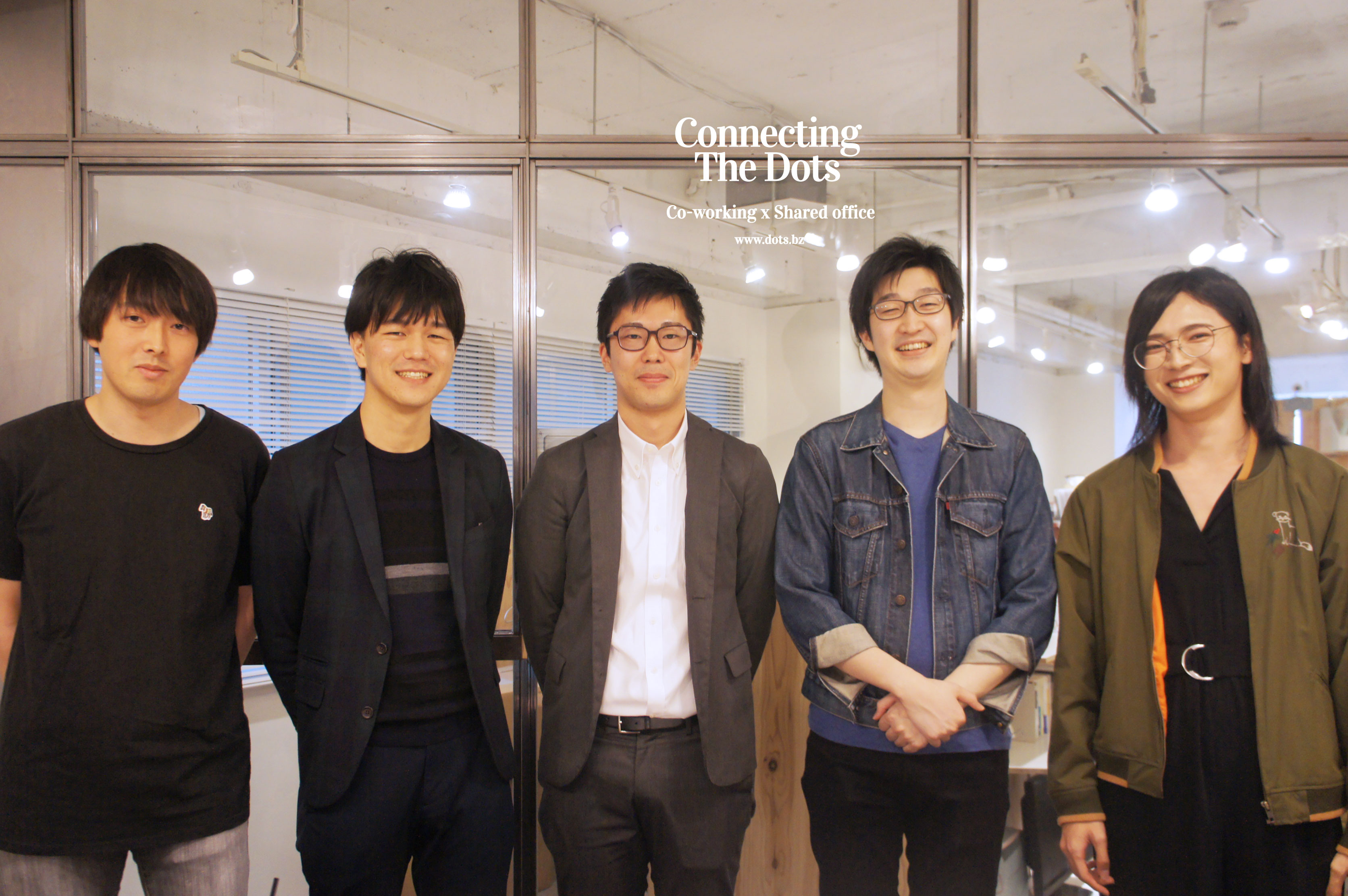 渋谷 シェアオフィス・コワーキング| 【Dots Members】株式会社ミラスタ