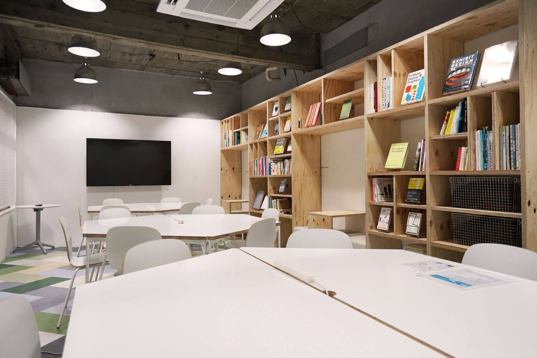 新宿・代々木 シェアオフィス  貸し会議室|大会議室